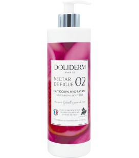 Lait corps hydratant n°02 nectar figue - Doliderm