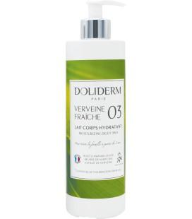 Lait corps hydratant n°03 verveine - Doliderm