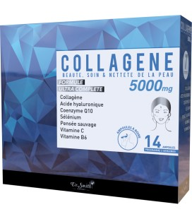 Ampoule collagene 5000mg - Dr smith expert