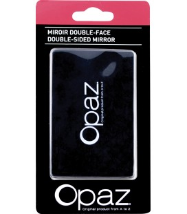 Miroir poche grossissant double face - Opaz