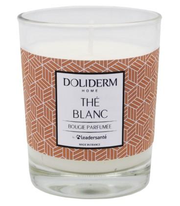 Bougie Thé Blanc Doliderm
