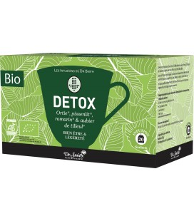 Tisanes sachets detox - Dr smith