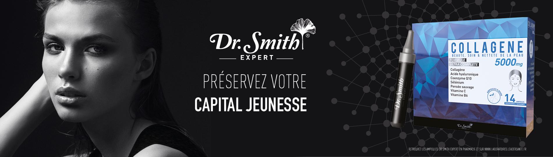 Dr Smith Collagène